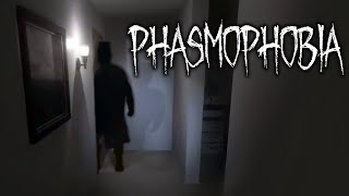 Phasmophobia ► КООП-СТРИМ