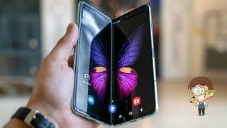 Samsung W20 5G - в полку дорогих раскладушек прибыло