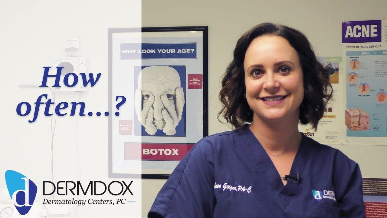 How often should I get Botox done - DermDox Dermatology ...