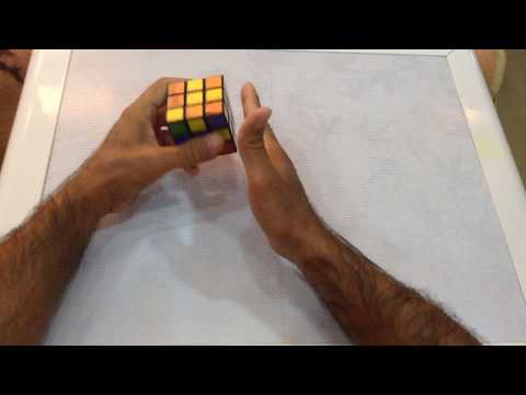 Rubik's Cube in Kurdish language \  روبیك کیوب به کوردی