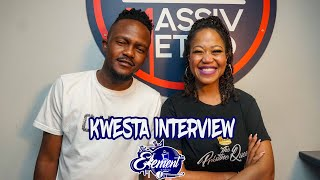 Kwesta speaks g.o.d Guluva, rediscovering himself and lessons learnt on #TheElement