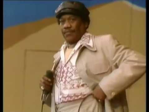 Bobby Blue Bland 1975 Live