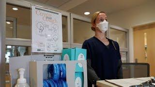 时事大家谈热点快评:感染数猛增  美国医院是否有足够床位应对疫情?