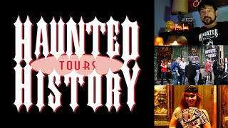 New Haunted History Tour video