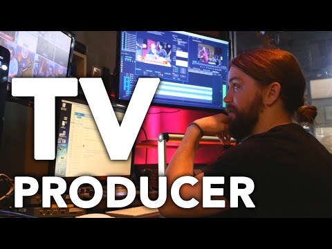 A Day In The Life of a TV Producer | Made In America - Ep. 1