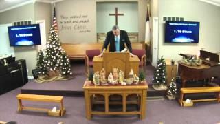 12.7.15 - Monday Evening - Evangelist Steve Hart