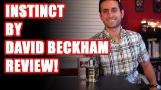 Instinct by David Beckham Fragrance / Cologne Review