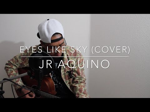 Frank Ocean - Eyes Like Sky (Cover) - JR Aquino