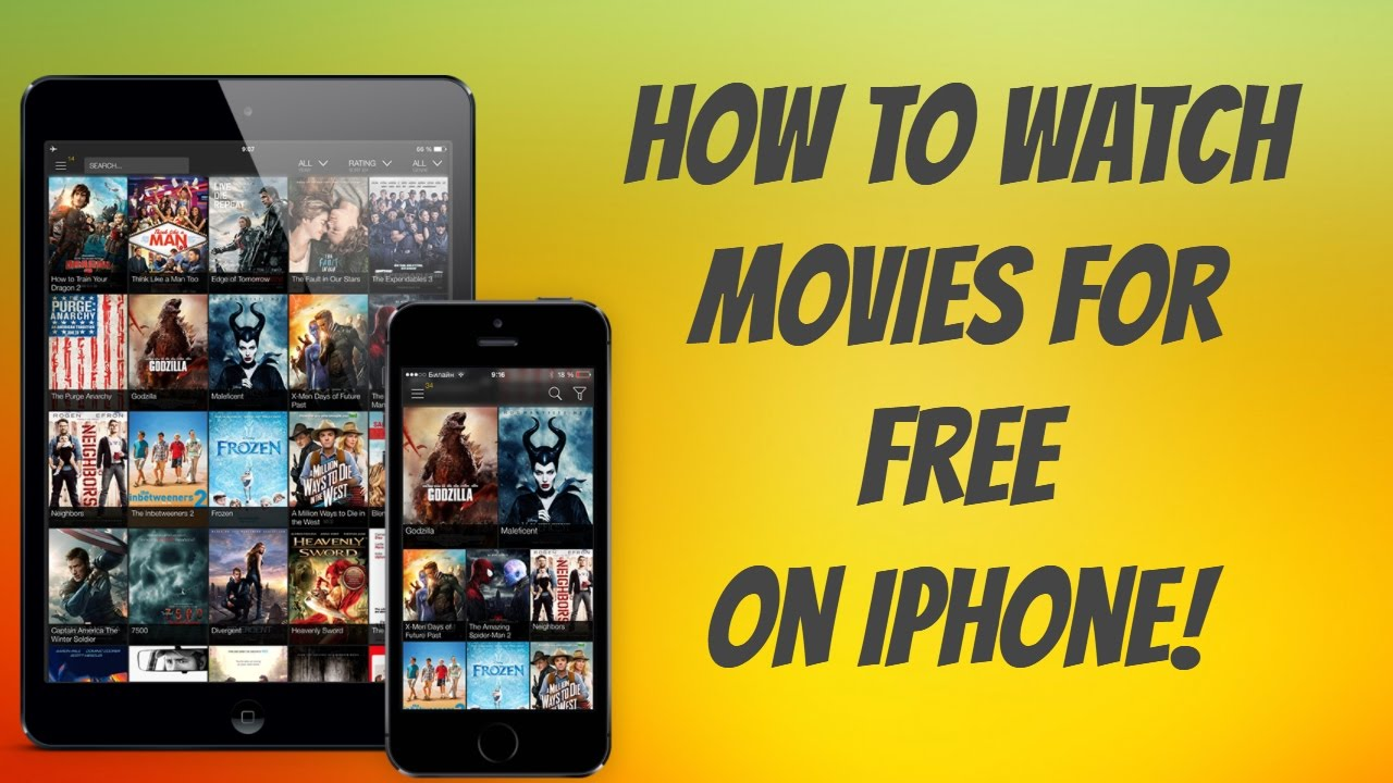 free movies for iphone how to for free on iphone 2017 no jailbreak 9179