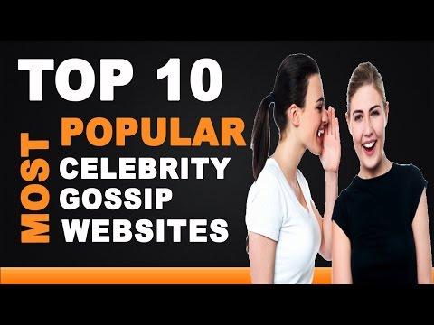 Best Celebrity Gossip Websites - Top 10 List