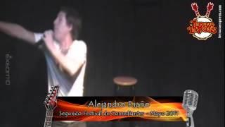 Nicolas Gaviria Fan de Alejandro Riaño