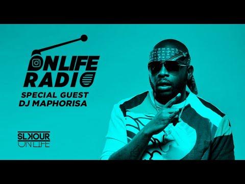 Dj Maphorisa Joins Slikour For Episode 3 Of Onlife Radio Youtube