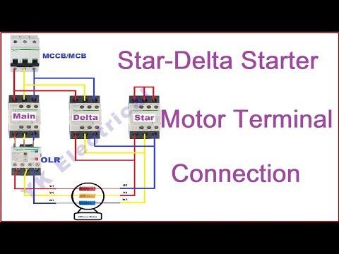 Delta Motor Wiring Diagram from i.ytimg.com