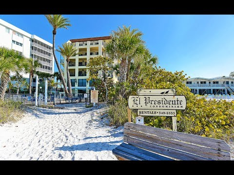 Beachfront Condo on Siesta Key with Excellent Rental History