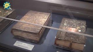 بالفيديو : مكتبة سانت كاترين ثانى أهم مكتبة بعد مكتبة الفاتيكان من حيث الأهمية