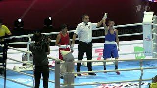 Российские спортсмены успешно стартовали на XX юбилейном чемпионате мира по боксу в Екатеринбурге.