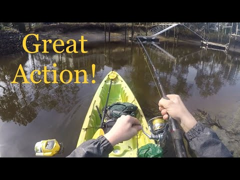 Exploring And Fishing The Salt Marsh