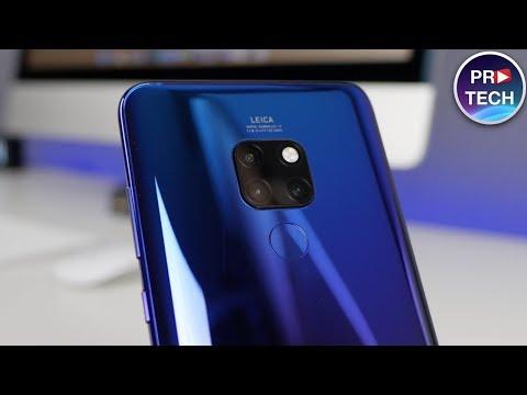 Huawei Mate 20: Обзор и опыт использования. Нужна ли смартфону тройная камера?