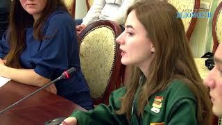 Определены первые 10 членов Молодежной администрации Дзержинска нового созыва
