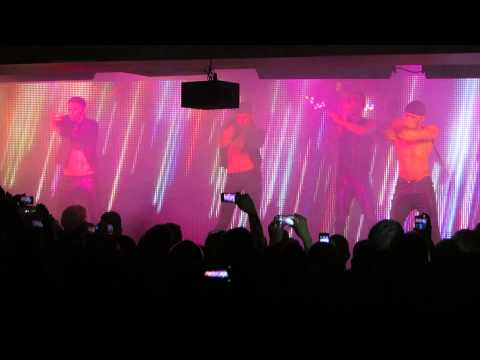 "Kazaky ""Vogue"" At XL March 30th, 2013"