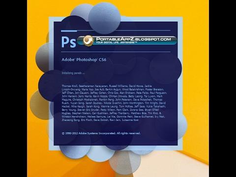 Hướng dẫn cài đặt Photoshop CS6 bản rút gọn