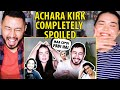 Achara Kirk Completely Spoiled | Samay Raina | Gamerfleet | Reaction by Jaby Koay & Achara Kirk!