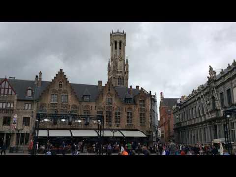 Bruges Travel 2017 - Slideshow