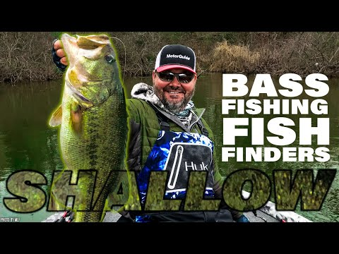 Panoptix Livescope - Greg Hackney's Shallow Water Bass Fishing Secret Weapon