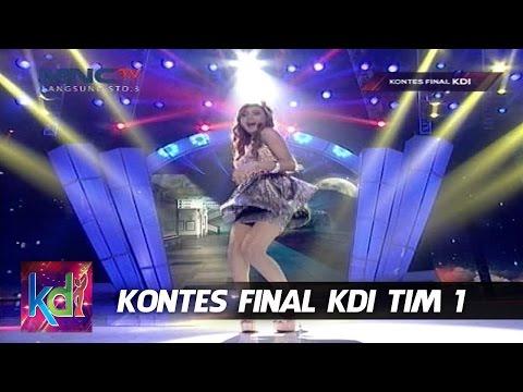 """Cita Citata """" Kereta Malam """" Kontes Final KDI 2015 (21/5)"""