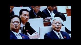 Mỹ nói gì về Phú Trọng và Tấn Dũng trong cuộc tranh giành quyền lực?