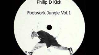 Krome & Time - The License (Philip D. Kick Footwork Edit)