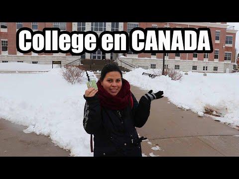 Estudia en el college mas barato de toda canadá