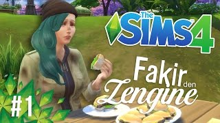 KİRLİ MANDY - The Sims 4 Fakirden Zengine - #1