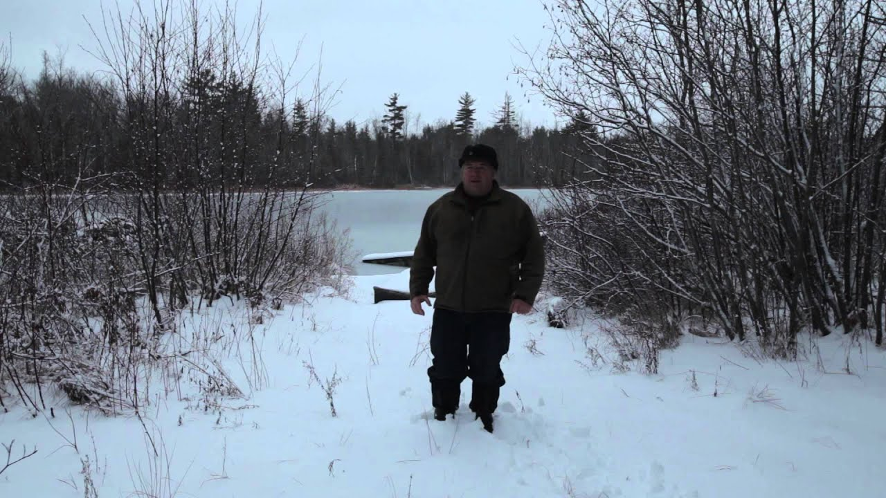 Baitman michigan ice fishing report 12 30 15 youtube for Michigan out of state fishing license