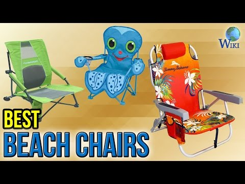 10 Best Beach Chairs 2017