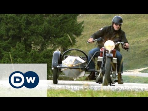 Motorradlegende – die DKW Super Sport 600   Motor mobil