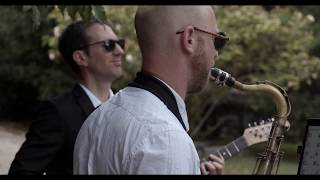 Wedding Acoustic Duo : Sax + Guitar