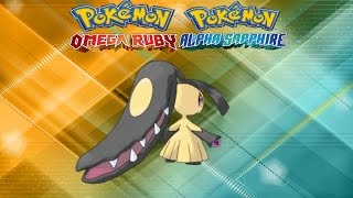 Pokemon Showdown Live #29 ORAS UU: Sheer Force Life Orb Mawile