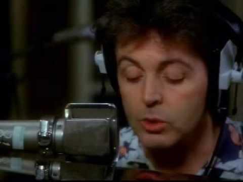 Paul McCartney - Wanderlust (pelicula give my regards to broad street)