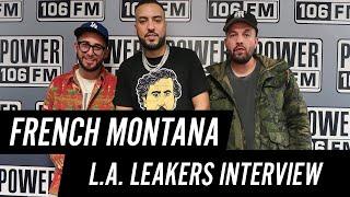 "French Montana Says ""6ix9ine Is Max B"", Praises Drake & Reflects On The Late Kim Porter"