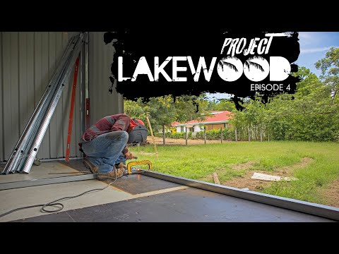 A Shipping Container Build In Costa Rica – Project Lakewood – Episode 4