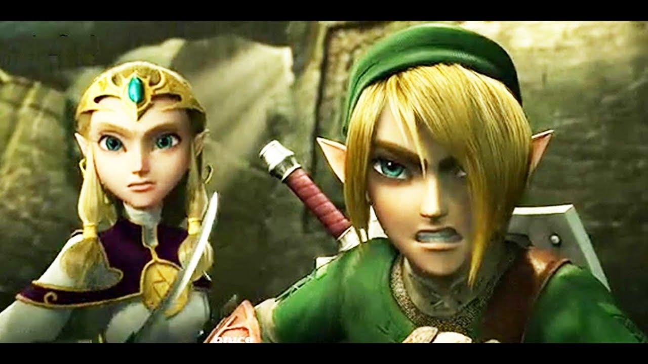 CG Legend Of Zelda Movie Pitch (2007) OFFICIAL HD