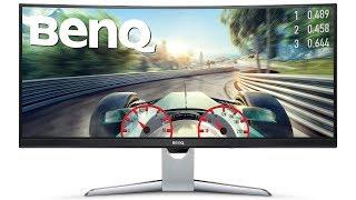 Video-Enjoyment-Monitor BenQ EX3501R rockt!