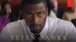 """BRIAN BANKS   """"Pray For A Miracle"""" Music Video   In Theaters August 9th"""