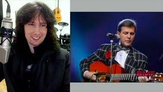 British guitarist reacts to Jim Stafford's JOKE performance!!!