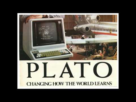 PLATO Computer Systems - computer aided learning - CAL CAI CBT education Control Data