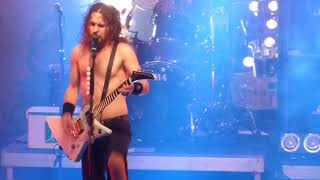 Airbourne, Ready To Rock, I´m Going To Hell For This, Circus, Helsinki, Finland, 19.10.2017