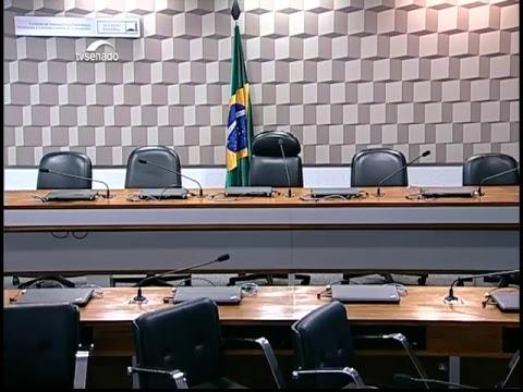Dados pessoais - TV Senado ao vivo - CAE - 26/06/2018