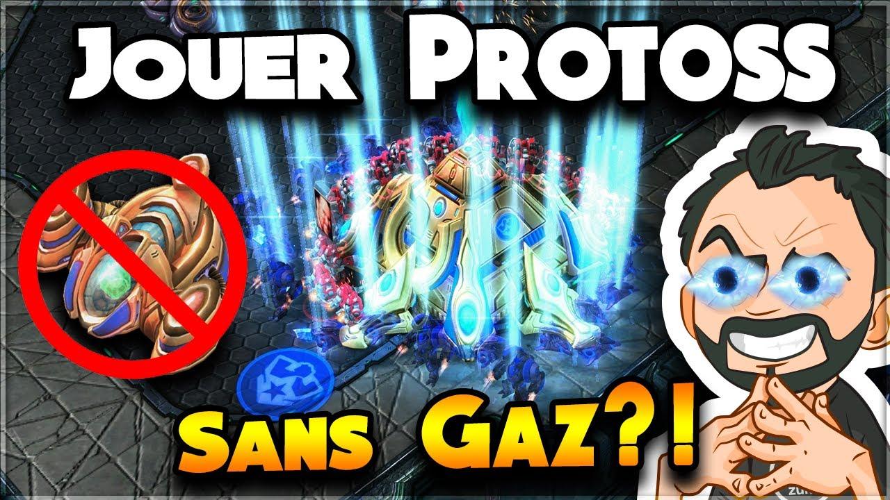 Gagner en Protoss SANS GAZ ?! - 3 Build Orders SIMPLE contre Terran, Protoss & Zerg | StarCraft 2