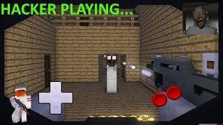 MONSTER SCHOOL : GRANNY GAMEPLAY CHALLENGE - Minecraft Animation